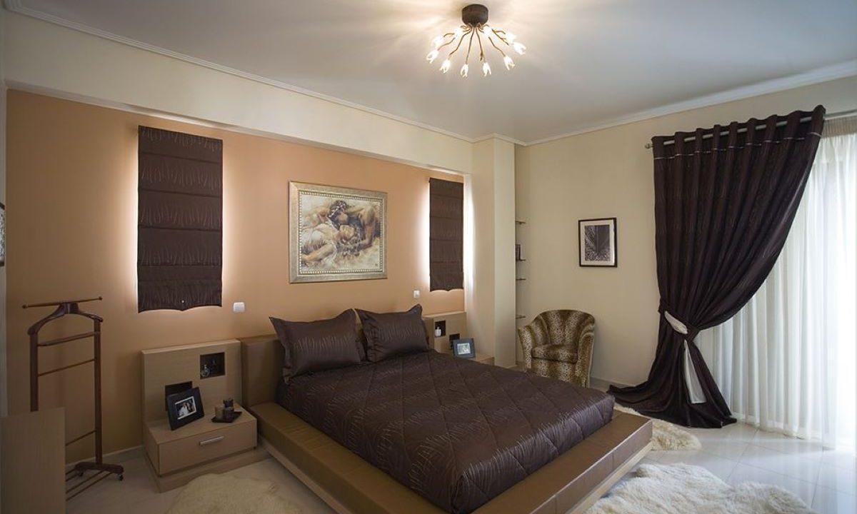 υπνοδωμάτιο-οροφοδιαμέρισμα